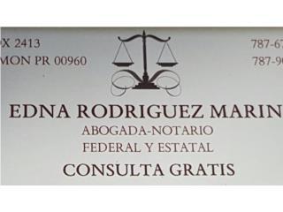 Abogado Notario y Familia (CONSULTA GRATIS) Clasificados Online  Puerto Rico