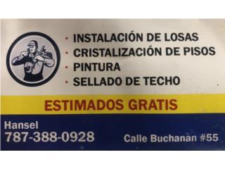 Guaynabo Puerto Rico Apartamento, SERVICIOS PARA EL HOGAR/COMERCIAL