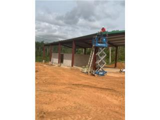 Fabricación e Instalación Estructuras en Acero