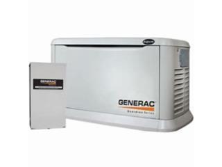 Cataño Puerto Rico Sistemas de Seguridad - Industrial, Planta Eléctrica/Generador