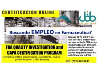 Inicia Carrera Industria Farmaceutica Clasificados Online  Puerto Rico