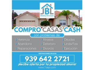 COMPRAMOS CASAS CA$H