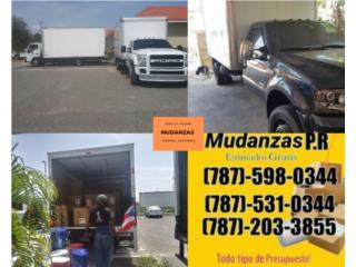 Mudanza Residencia/Comercial 787-598-0344/531-0344