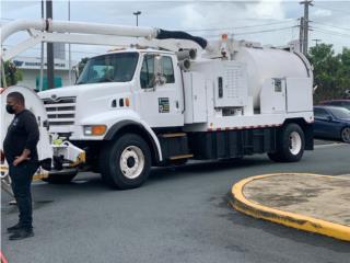 Camión Limpieza y Destape Vactor truck   Clasificados Online  Puerto Rico