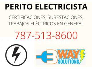 San Juan-Río Piedras Puerto Rico Antiguedades, Perito Electricista