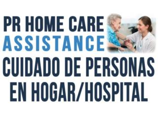 San Juan - Santurce Puerto Rico Joyeria (Prendas), Cuido Hogar Hospital Pacientes Tercera edad