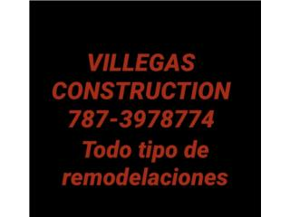 CONSTRUCCION Y REMODELACIONES