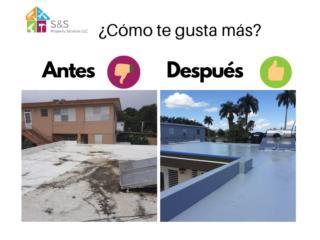San Juan - Río Piedras Puerto Rico Apartamento, Reparación y sellado de techos garantizados