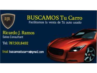 Necesitas ayuda para vender Tu Auto Usado