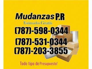 Mudanza Residencia/Negocio/Oficina 598-0344