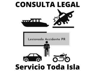 San Juan - Río Piedras Puerto Rico Plantas Electricas, ¿Lesionado Accidente? ABOGADO ACCIDENTES