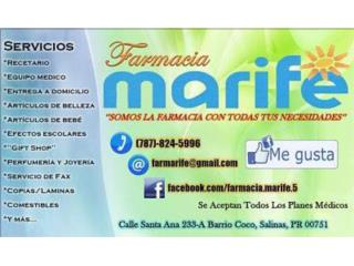 Farmacia MarifeQuedateEnCasa ClasificadosOnline Puerto Rico