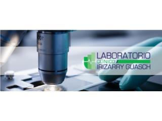 Laboratorio Clinico Irizarry GQuedateEnCasa ClasificadosOnline Puerto Rico