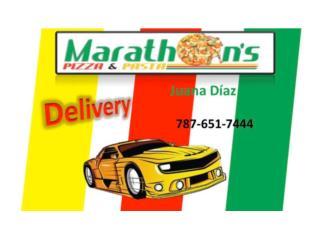 Marathon's PIZZA & PASTA QuedateEnCasa ClasificadosOnline Puerto Rico