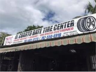 EL CUARTO BATE TIRE CENTER QuedateEnCasa ClasificadosOnline Puerto Rico