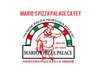 Mario's Pizza Palace Cayey QuedateEnCasa ClasificadosOnline Puerto Rico