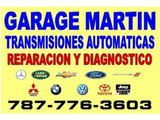 Garage Martin Powertrain Transmision Group QuedateEnCasa ClasificadosOnline Puerto Rico