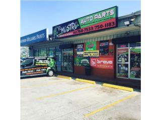 Tienda de repuestos para automóviles QuedateEnCasa con ClasificadosOnline