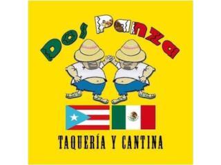 Dos Panza Taqueria y CantinaQuedateEnCasa ClasificadosOnline Puerto Rico