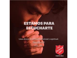 Salvation Army, Puerto Rico QuedateEnCasa ClasificadosOnline Puerto Rico
