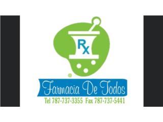 Farmacia De Todos QuedateEnCasa ClasificadosOnline Puerto Rico