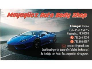 Mayaguez Auto BodyQuedateEnCasa ClasificadosOnline Puerto Rico