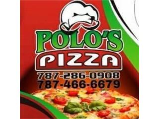 Polo's Pizza QuedateEnCasa ClasificadosOnline Puerto Rico