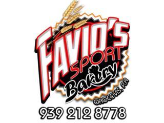 Favio's Sports Bakery QuedateEnCasa ClasificadosOnline Puerto Rico