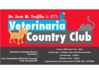 Veterinaria Country Club QuedateEnCasa ClasificadosOnline Puerto Rico