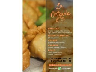 ¨La Octavia¨casa de empanadasQuedateEnCasa ClasificadosOnline Puerto Rico