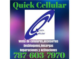 Quick Cellular QuedateEnCasa con ClasificadosOnline