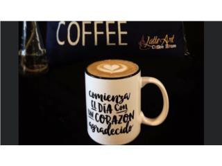 Latte art coffe house QuedateEnCasa ClasificadosOnline Puerto Rico