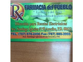 Farmacia del puebloQuedateEnCasa ClasificadosOnline Puerto Rico