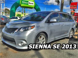Toyota, Toyota, Sienna 2013, Supra Puerto Rico