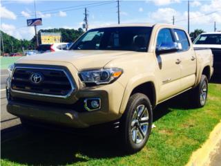 Toyota, Toyota, Tacoma 2016, Supra Puerto Rico