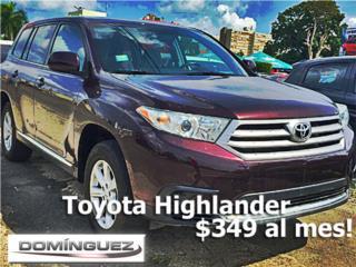 Toyota, Highlander 2013