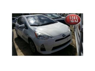 Toyota, Toyota, Prius 2012, Paseo Puerto Rico