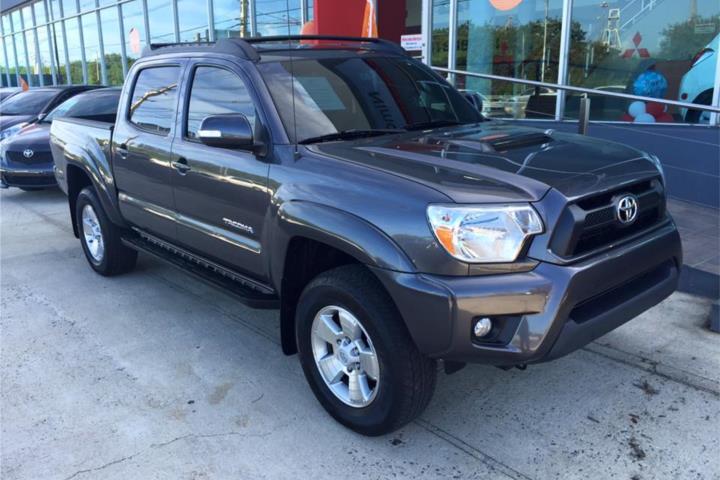 Toyota Tacoma Del 2014 Clasificados Online Puerto Rico