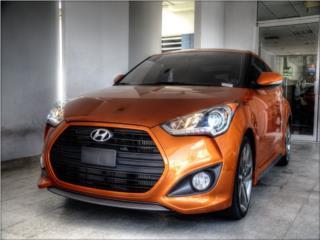 Hyundai, Veloster 2014, Trailers - Otros Puerto Rico