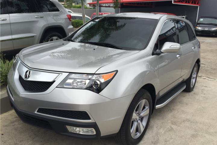 acura acura mdx del 2013 clasificados online puerto rico. Black Bedroom Furniture Sets. Home Design Ideas