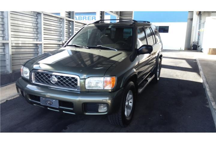 Nissan Pathfinder 2004 , Nissan - Pathfinder Año 2004 , Precio: $
