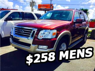 Ford, Explorer 2010, F-150 Pick Up Puerto Rico