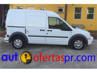 Ford, Transit Connect 2012