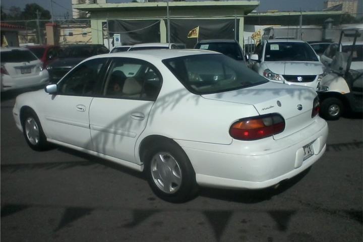 Chevrolet malibu del 2001 clasificados online puerto rico for Malibu precio