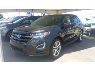 Ford, Edge 2015, F-150 Pick Up Puerto Rico