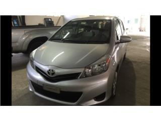 Toyota, Yaris 2013