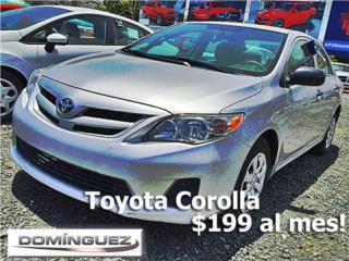 Toyota, Toyota, Corolla 2012, Supra Puerto Rico