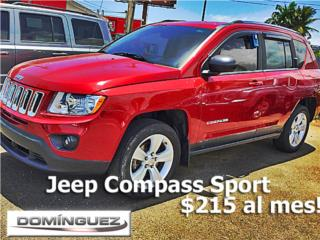 Jeep Puerto Rico Jeep, Compass 2012
