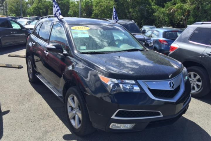 acura acura mdx del 2010 clasificados online puerto rico. Black Bedroom Furniture Sets. Home Design Ideas