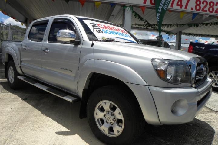 Toyota tacoma del 2009 clasificados online puerto rico for Medina motors pueblo co